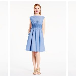 KATE SPADE Blaire Chambray Dress
